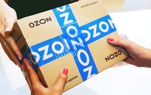 Коробка Озон