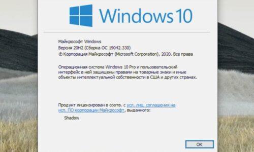 Стоит ли устанавливать обновление Windows 10 20H2