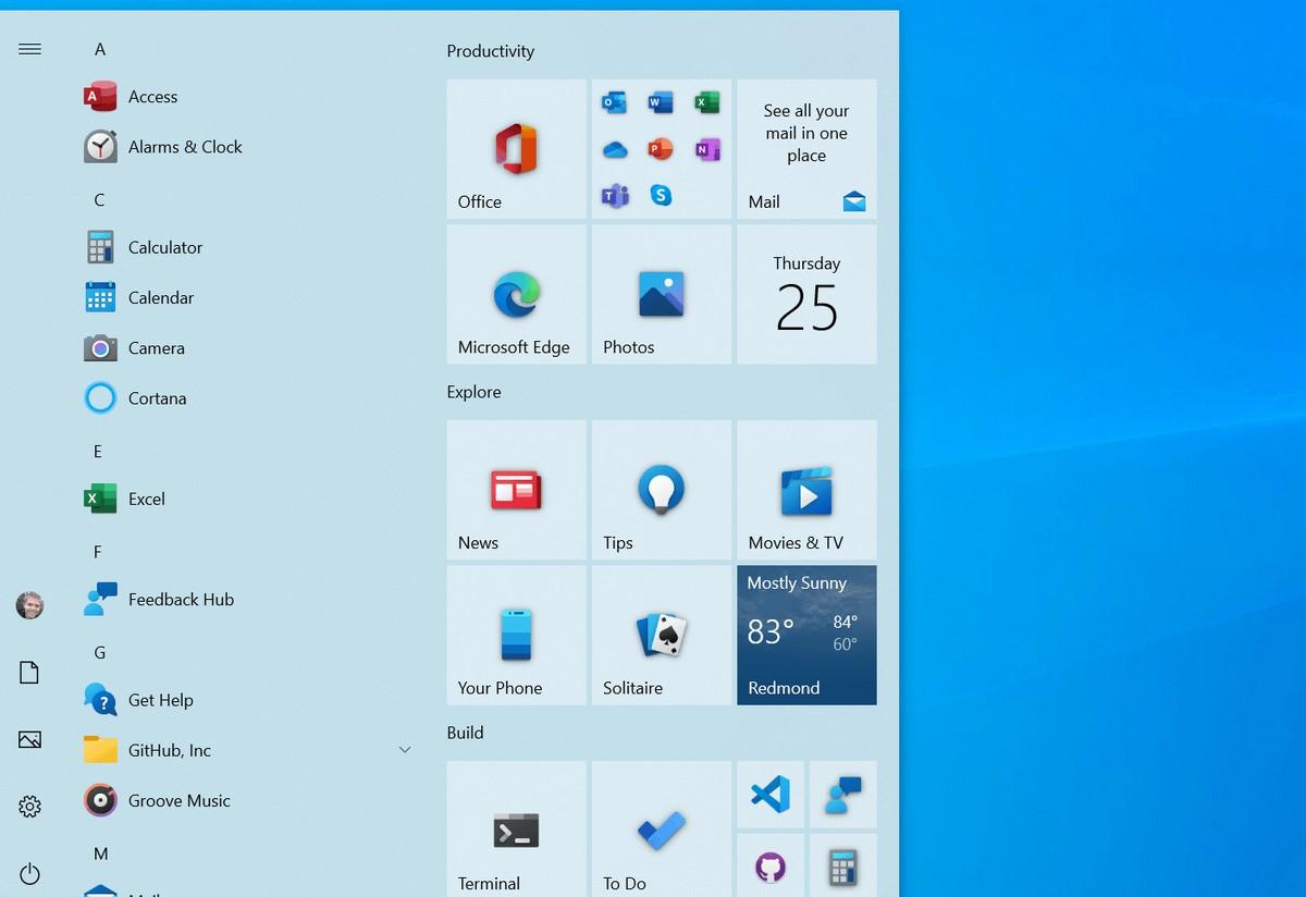 Обновление Windows 10 20H2